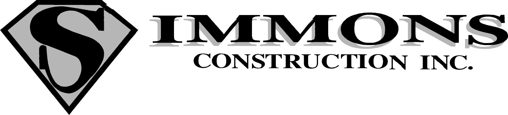 Simmons Construction Inc.